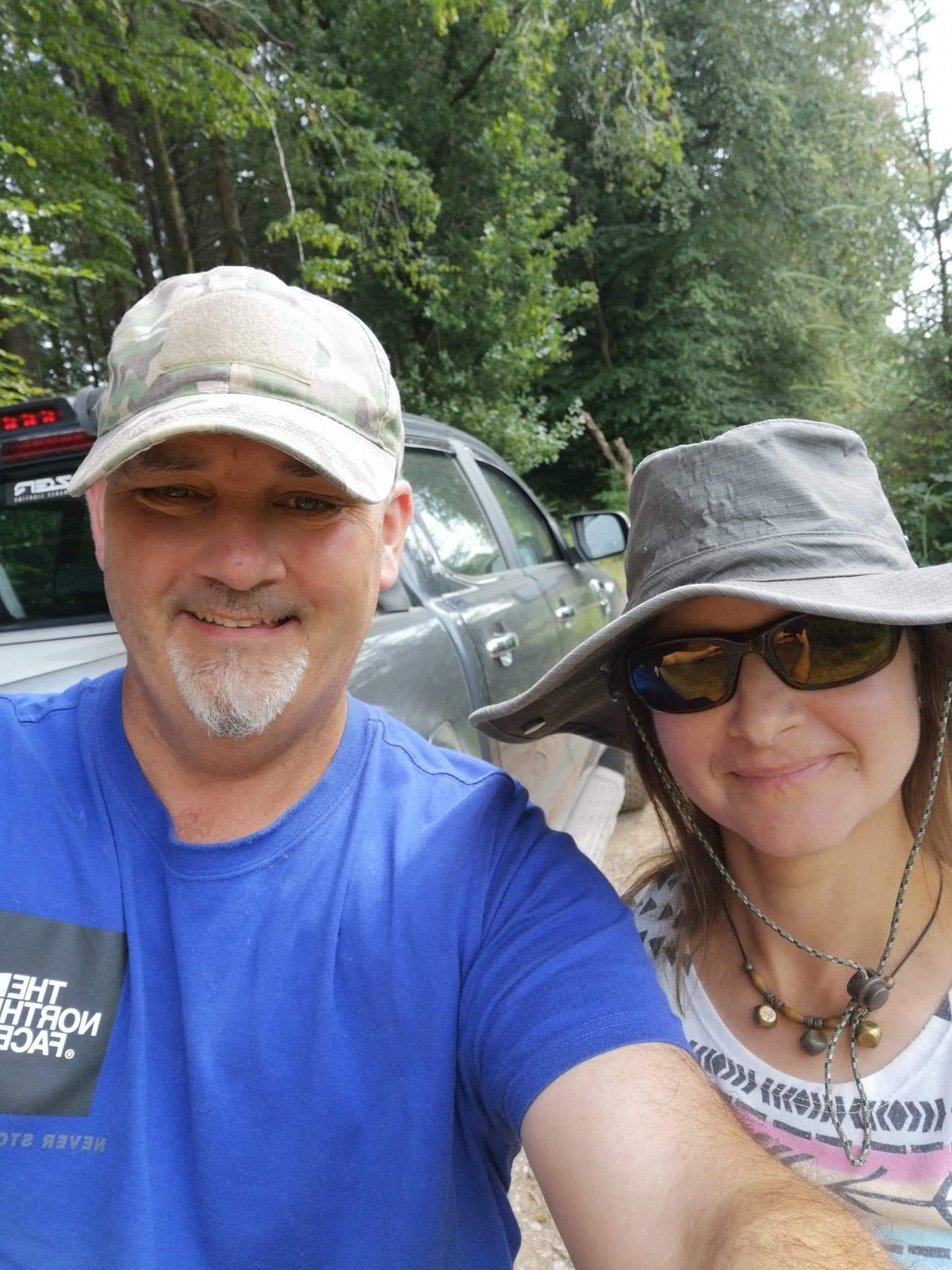 Steve and Tamara